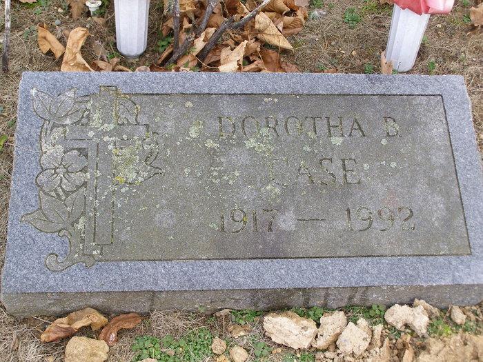 Dorothy Bernice <i>Noble</i> Case