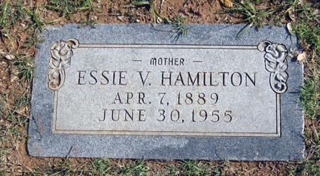 Essie Vernon <i>Baker</i> Hamilton