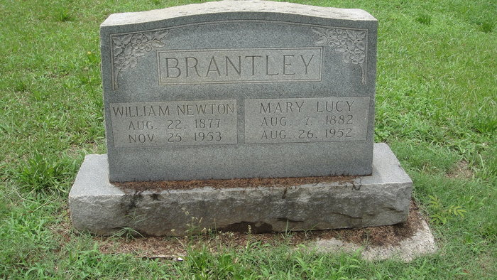 Mary Lucy <i>Bullard</i> Brantley