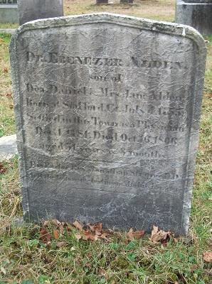 Dr Ebenezer Alden