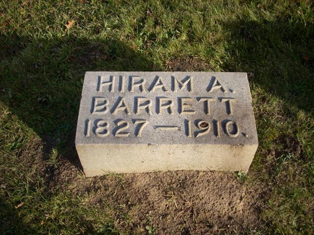 Hiram A. Barrett, Sr