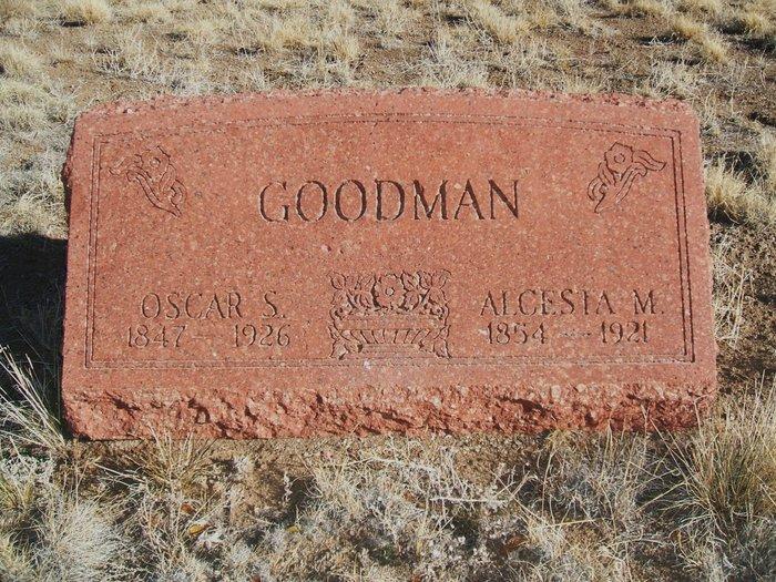 Alcesta Marcella <i>Jacoby</i> Goodman