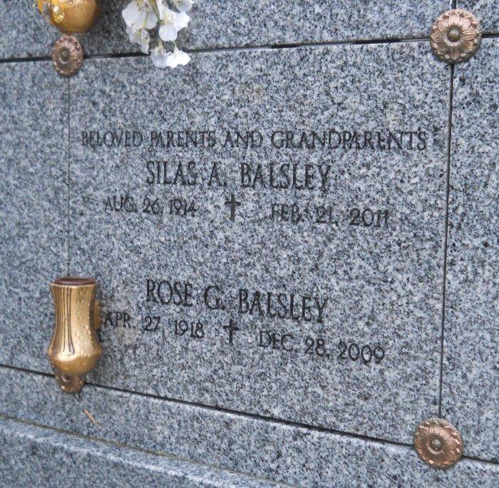 Silas Arthur Balsley