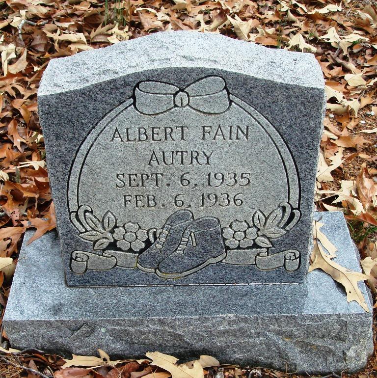 Albert Fain Autry