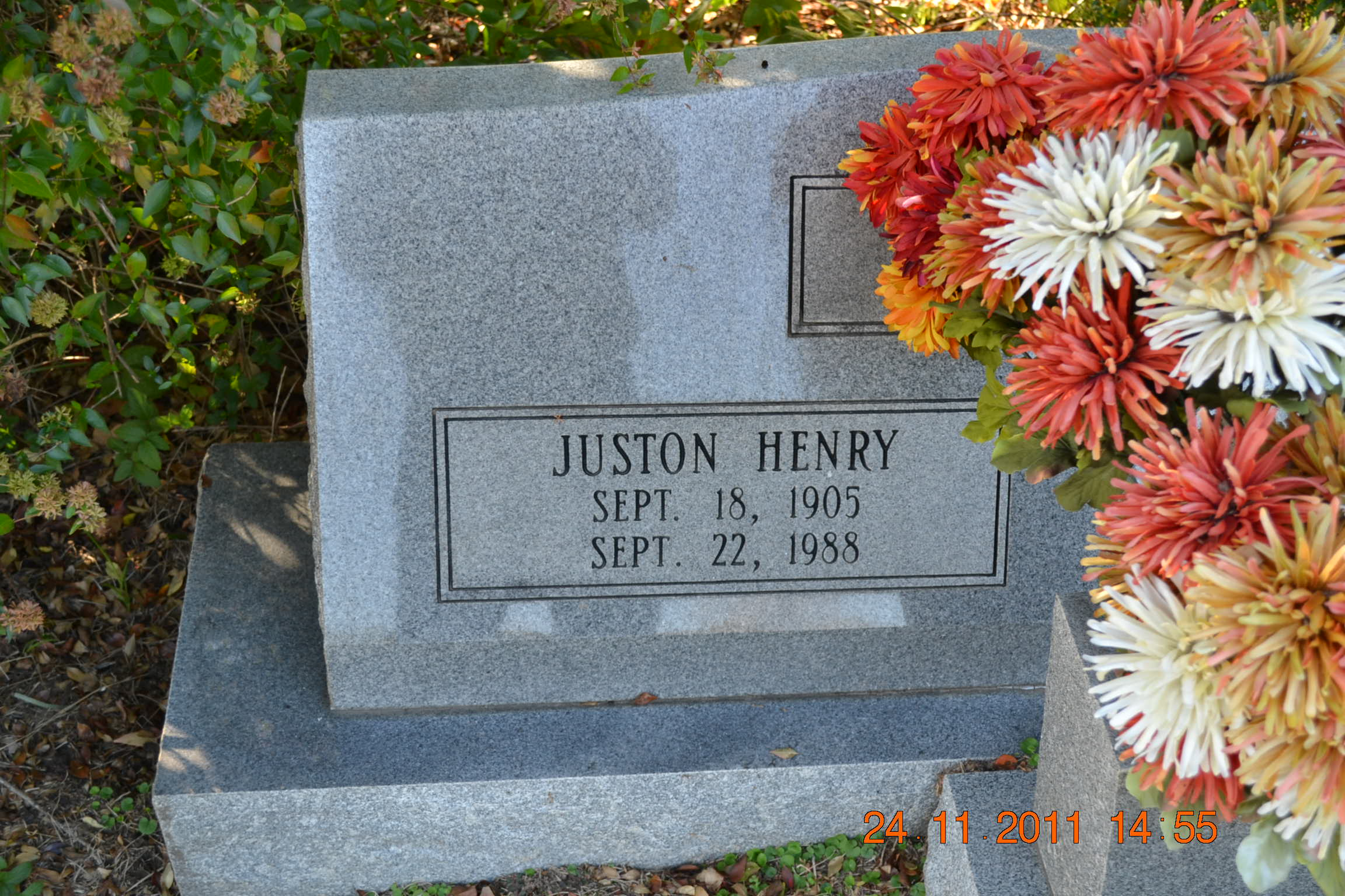 Juston Henry Colvin