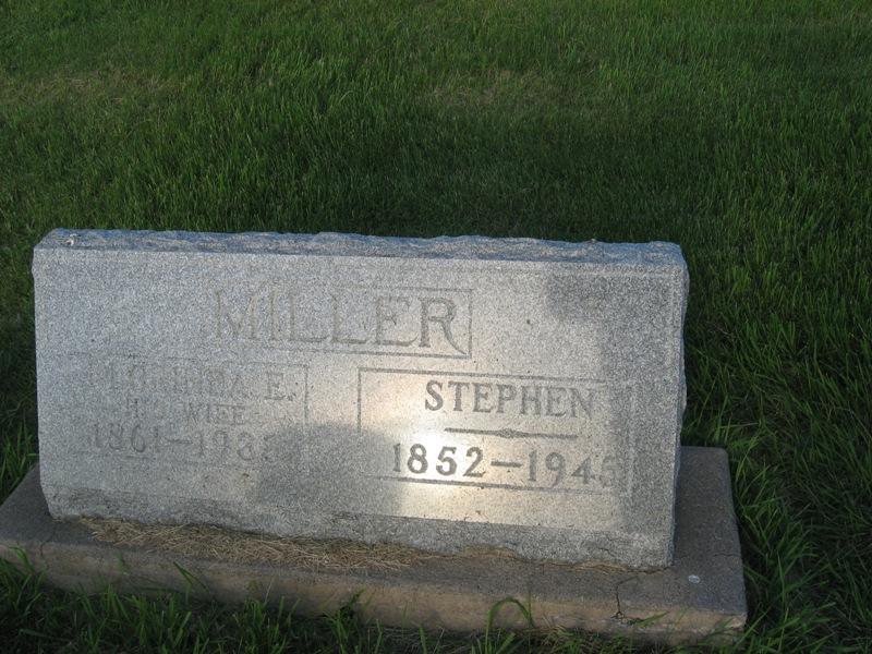 Florinda Ellen <i>Barron</i> Miller