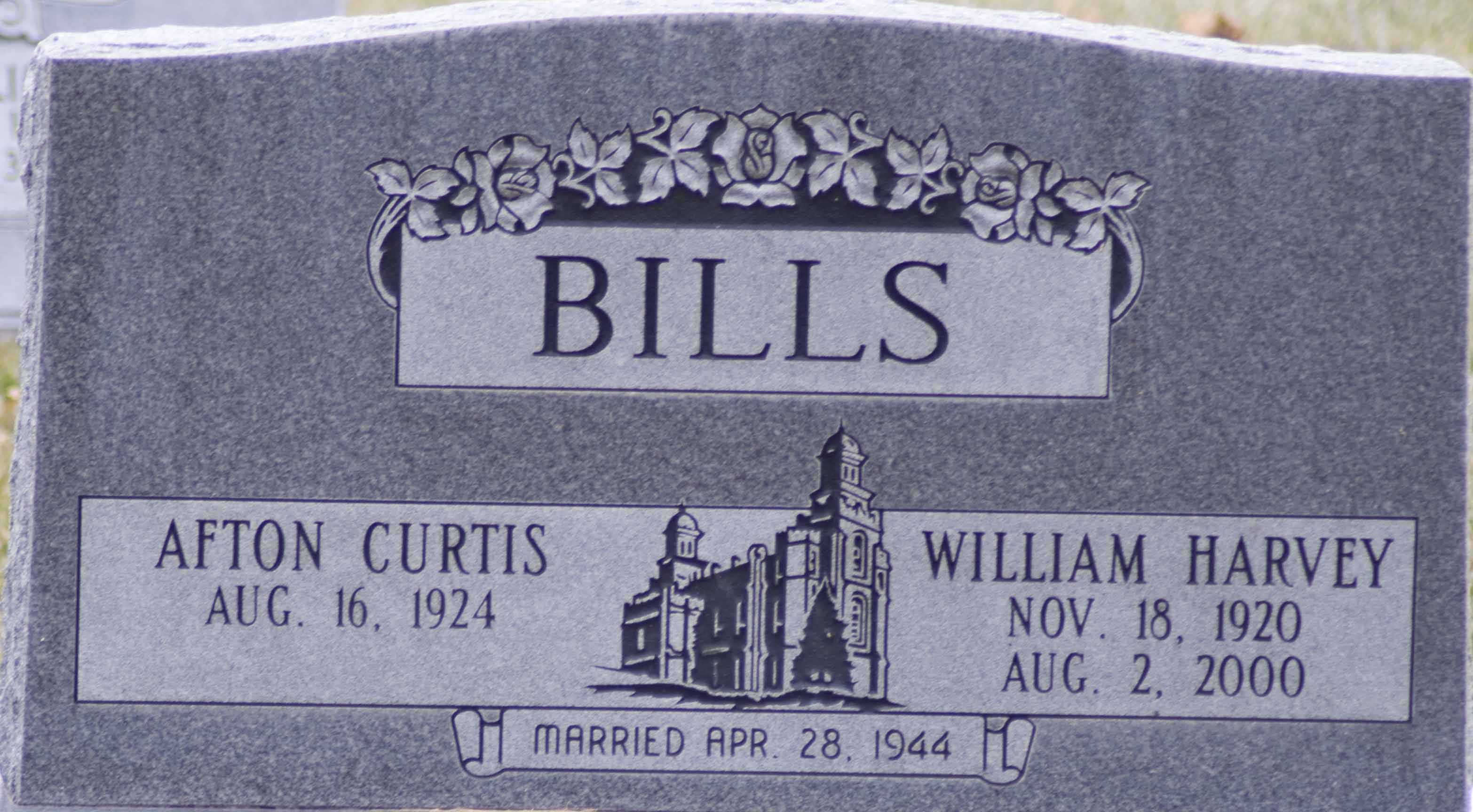 Afton <i>Curtis</i> Bills