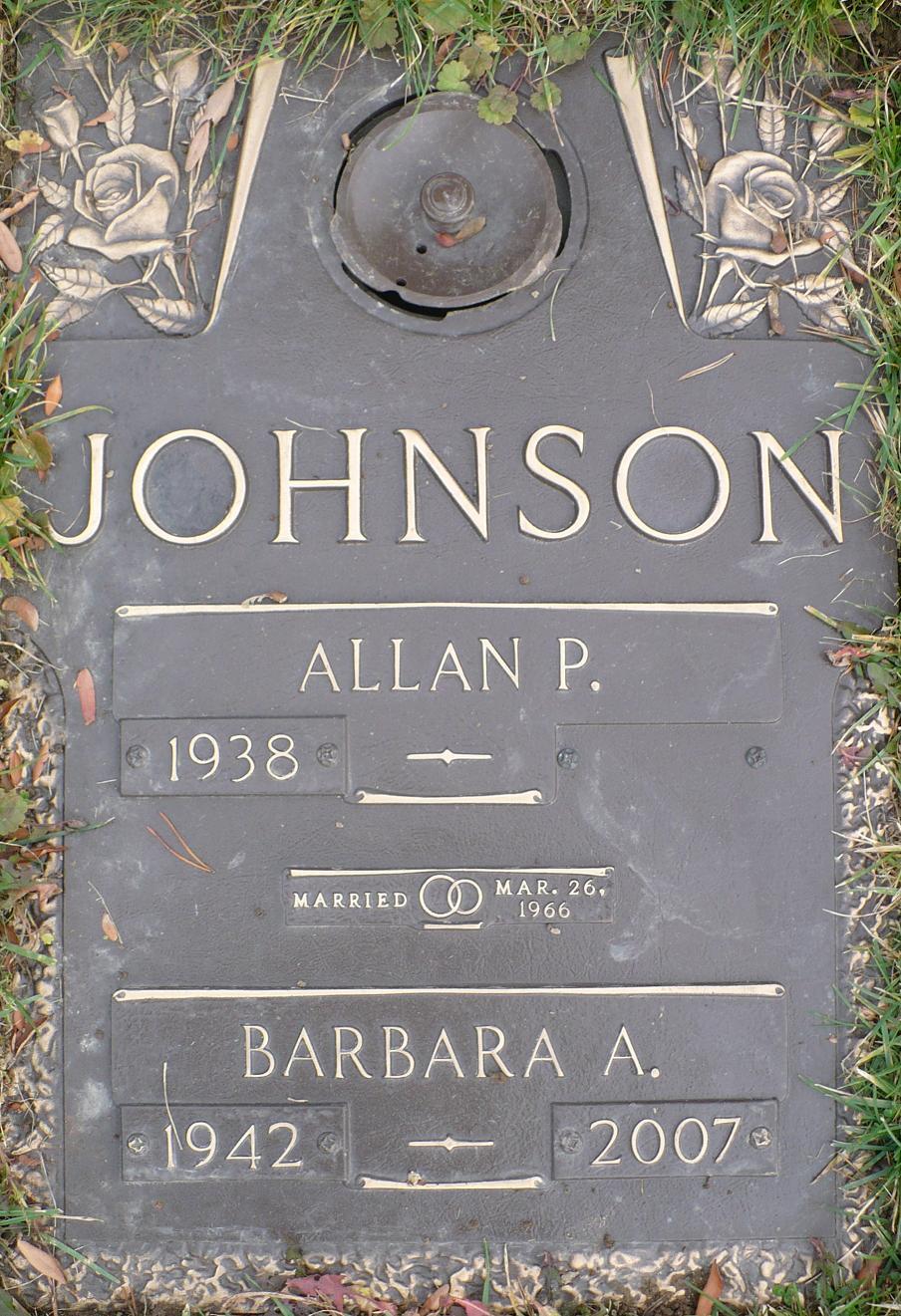 Barbara A. <i>Beckstrom</i> Johnson