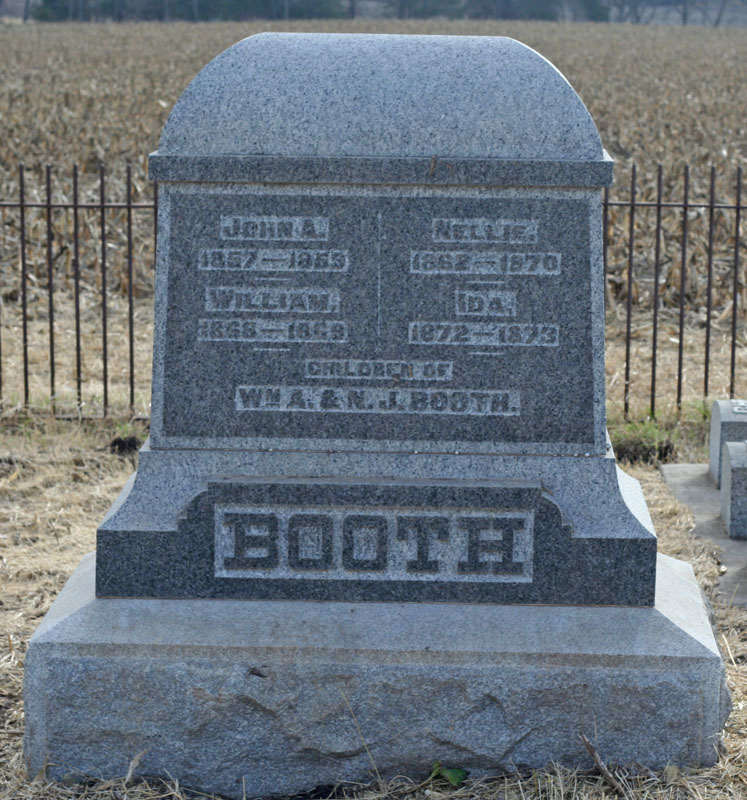 Ida Booth