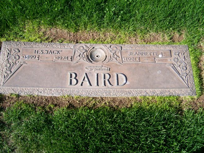 Jeanette L Baird