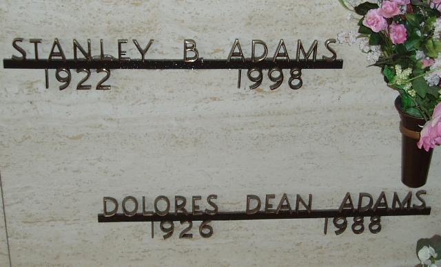 Dolores Dean Adams