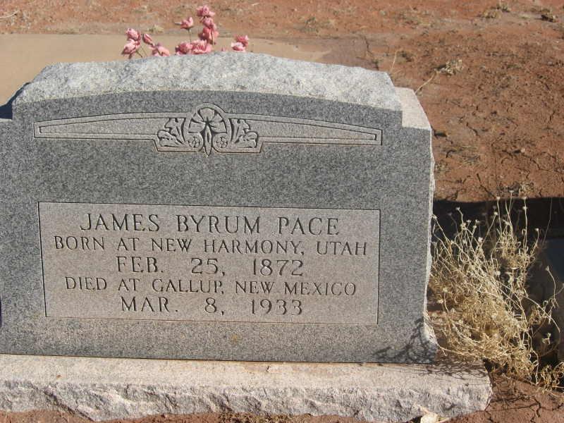 James Byrum Pace