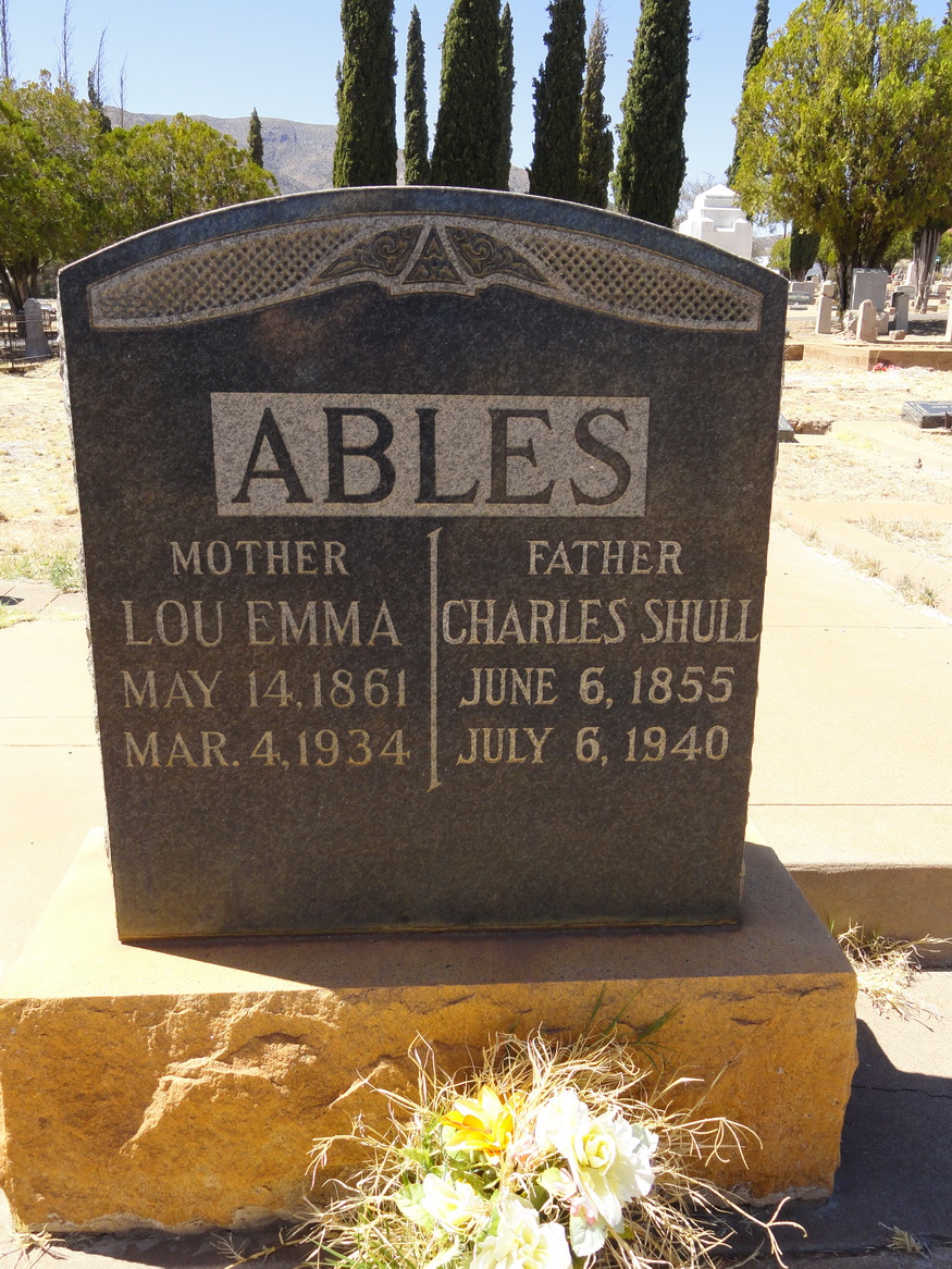 Charles Shull Ables