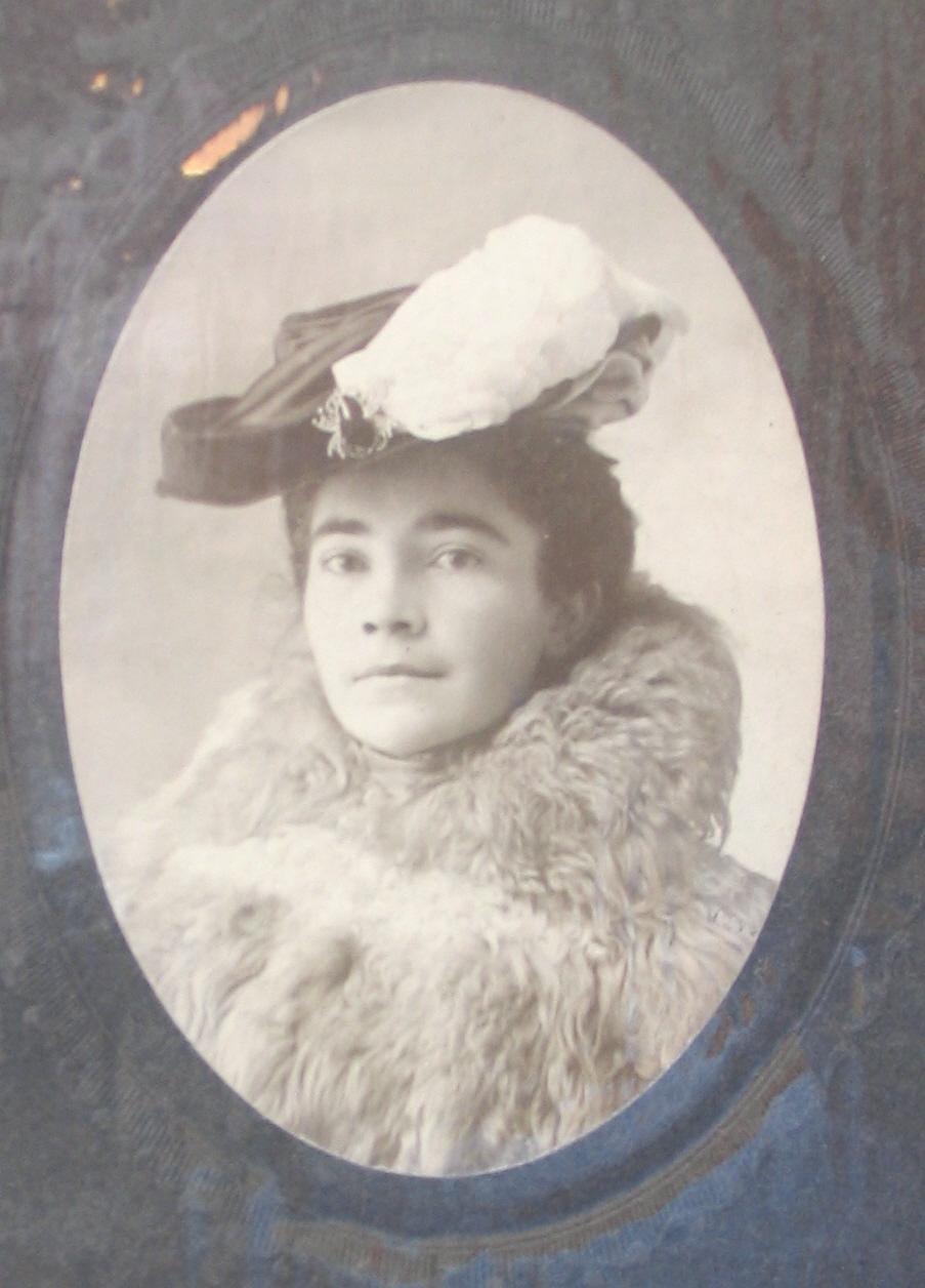 Minnie Adelia <i>Snider</i> Stevens