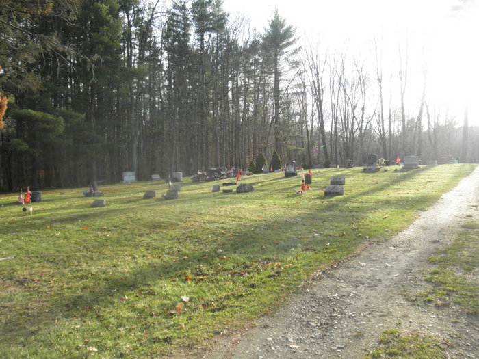 William Henry Lee Memorial Cemetery