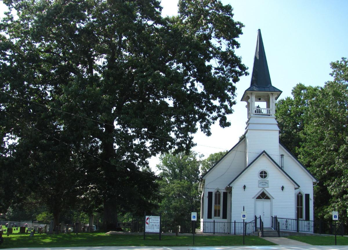 Mount Herman Methodist Church Cemetery