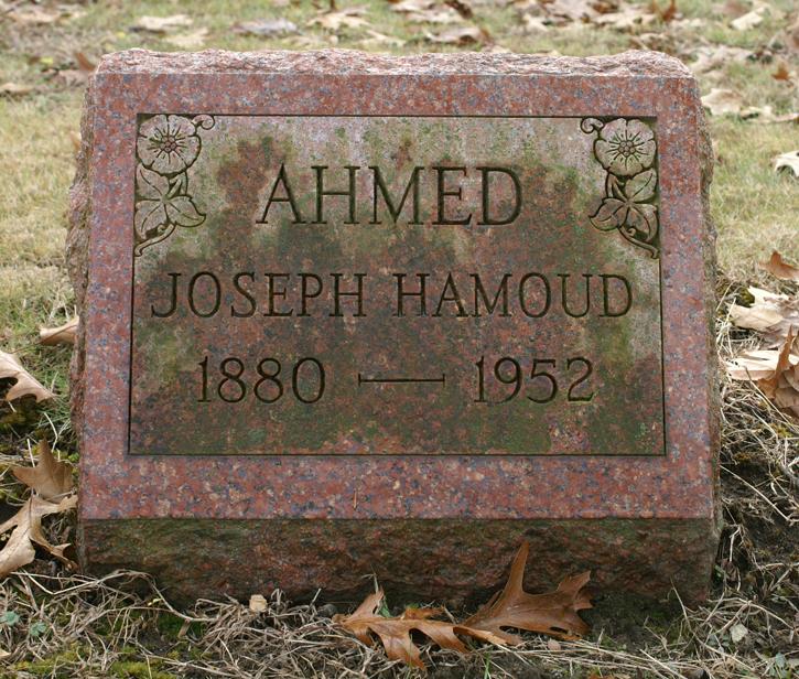 Joseph Ahmed