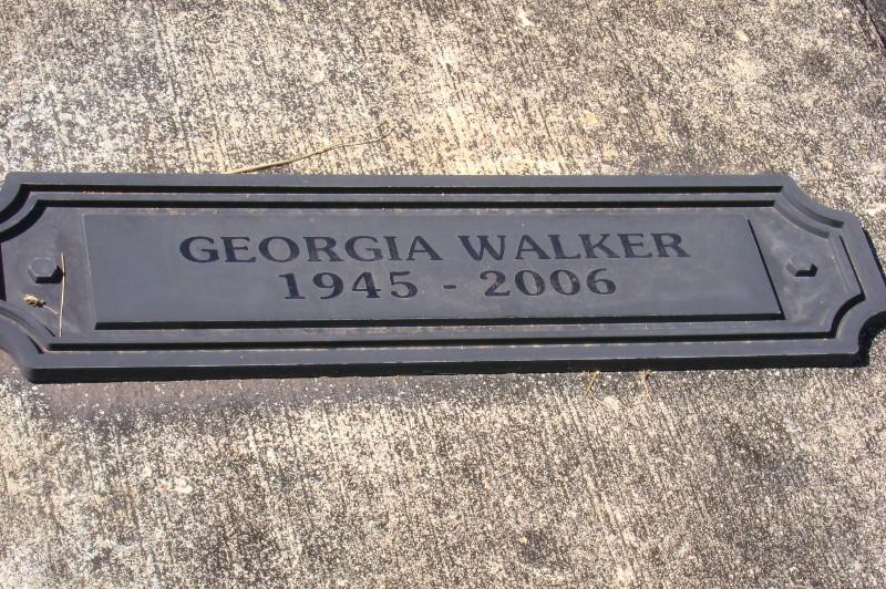 Georgia Walker