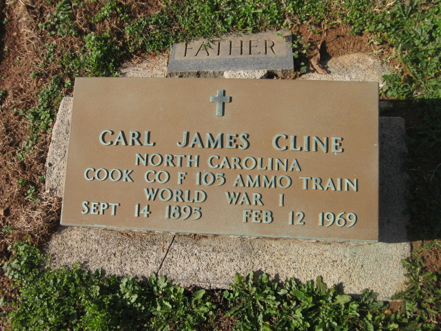 Carl James Cline