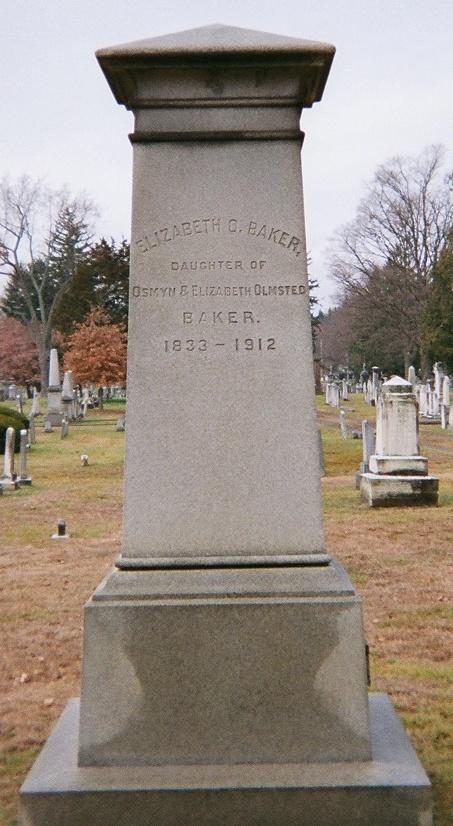 Elizabeth Olmstead Baker