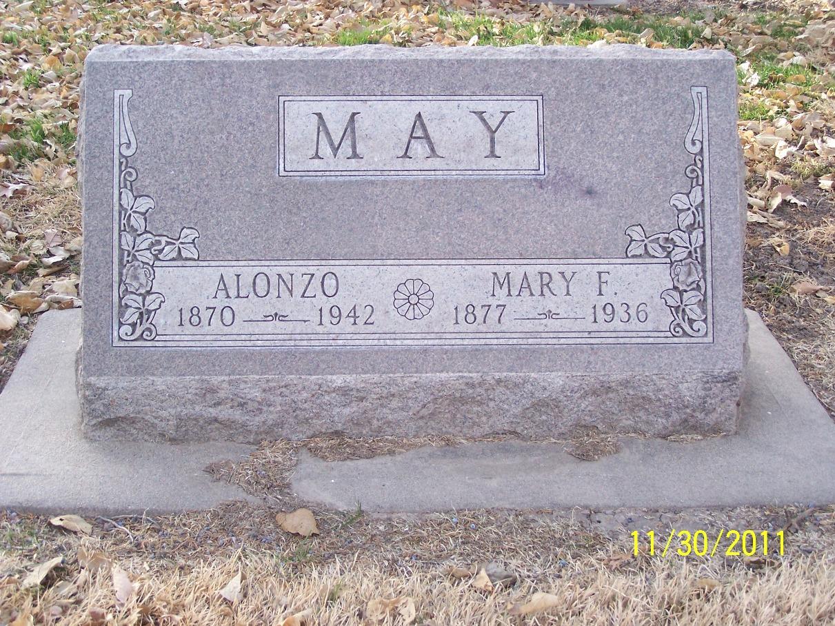 Mary <i>Forney</i> May