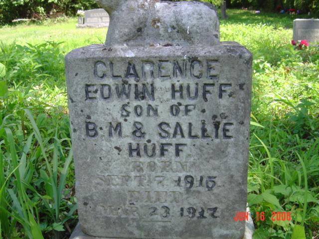 Clarence Eddwin Huff