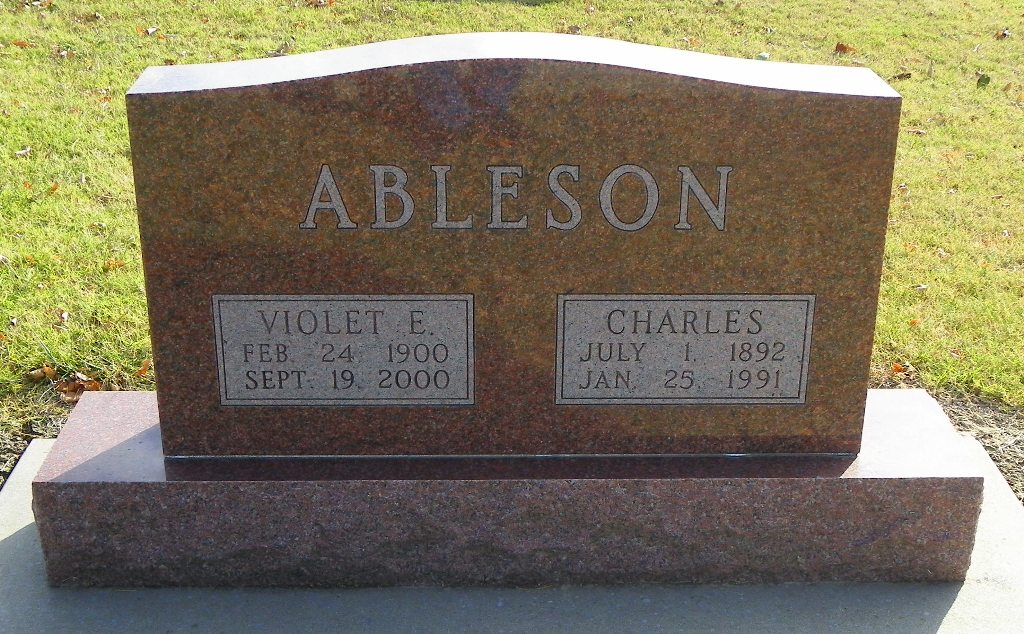 Violet E Ableson