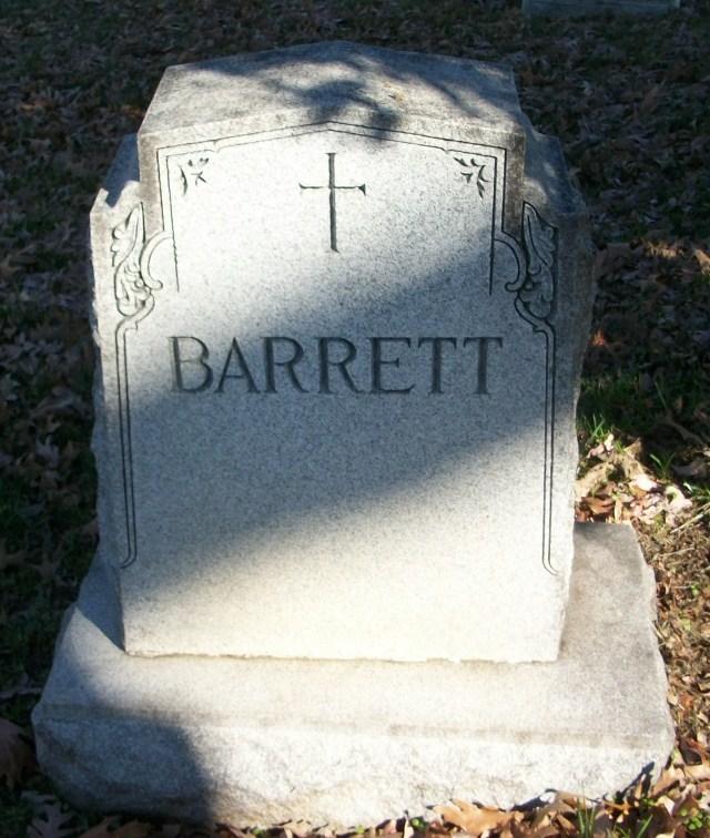 Ella D Barrett