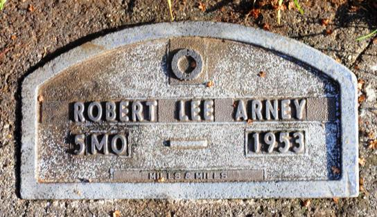 Robert Lee Arney