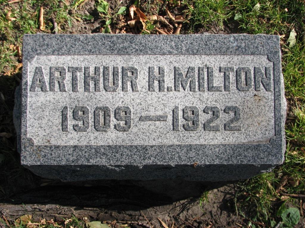 Arthur Howard Milton