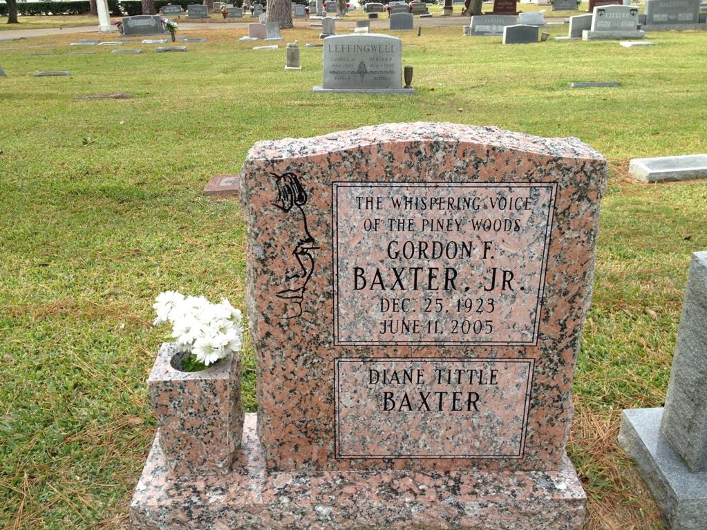 Gordon Francis Bax Baxter, Jr