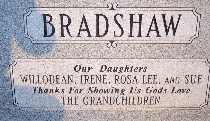 Dallas Hershel Bradshaw