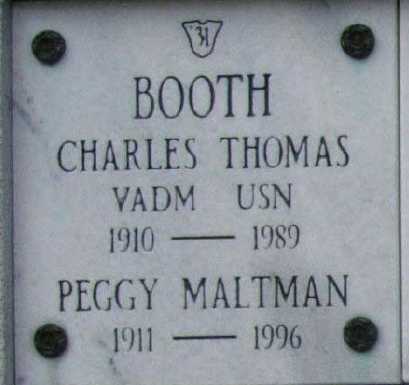 Charles Thomas Tommy Booth, II