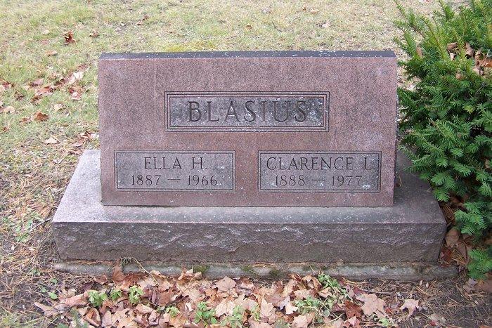 Ella Heggie <i>Campbell</i> Blasius