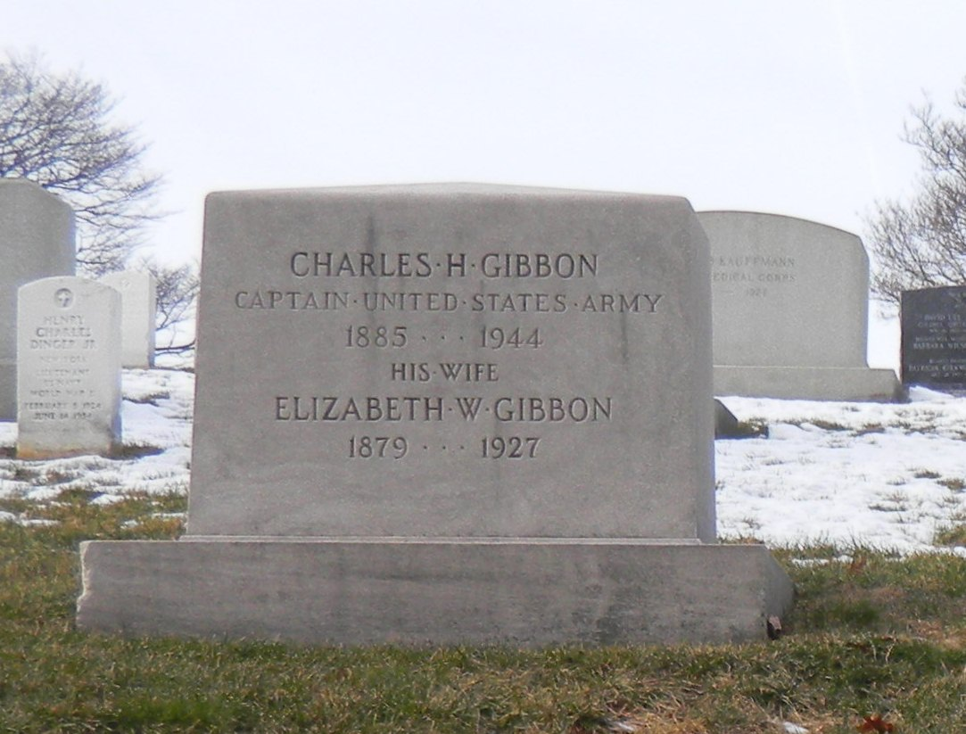 Charles H Gibbon