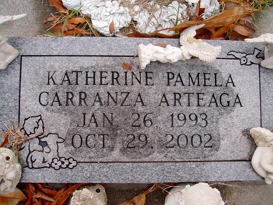 Katherine Pamela <i>Carranza</i> Arteaga
