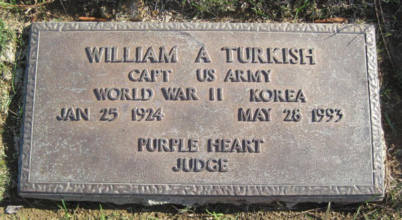 William Allen Turkish