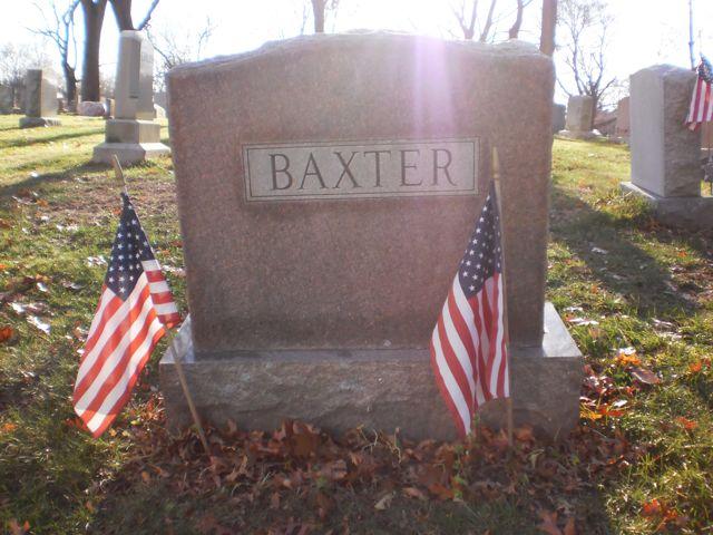 Smith D. Baxter