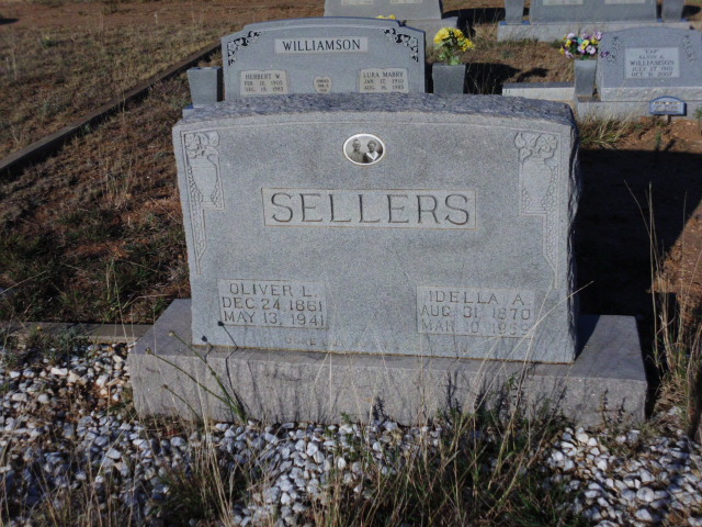Idella Ann <i>Custer</i> Sellers