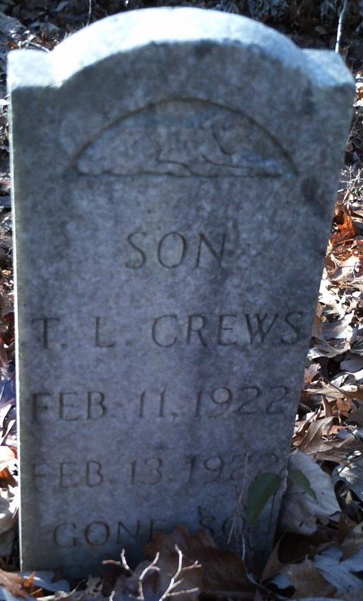 T L Crews