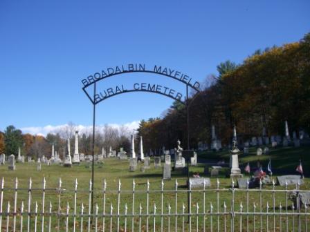 Broadalbin-Mayfield Rural Cemetery