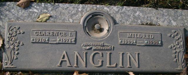 Clarence I Anglin