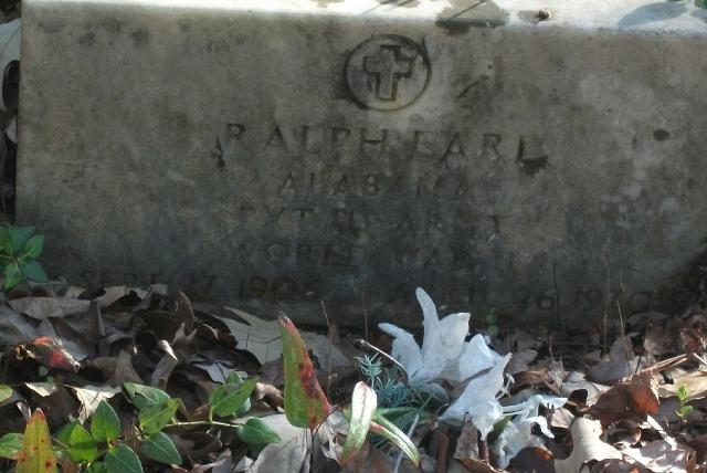 Pvt Ralph Earl