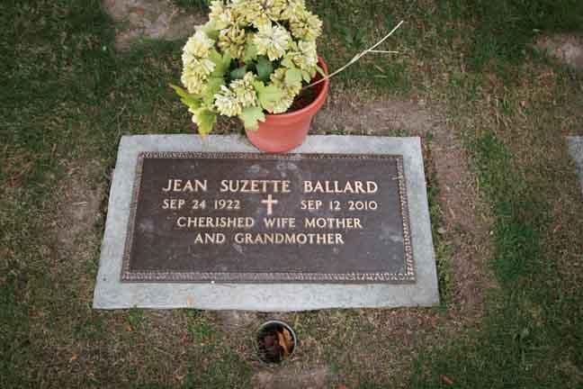Jean Suzette <i>Costello</i> Ballard