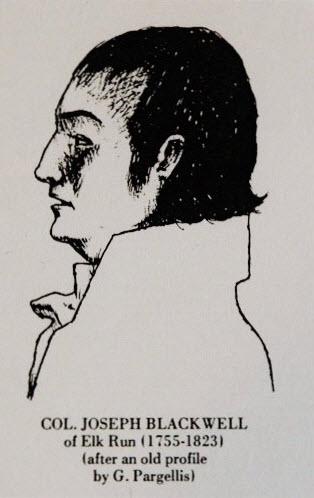 Col Joseph Blackwell
