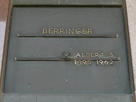 Albert Spurey Berringer