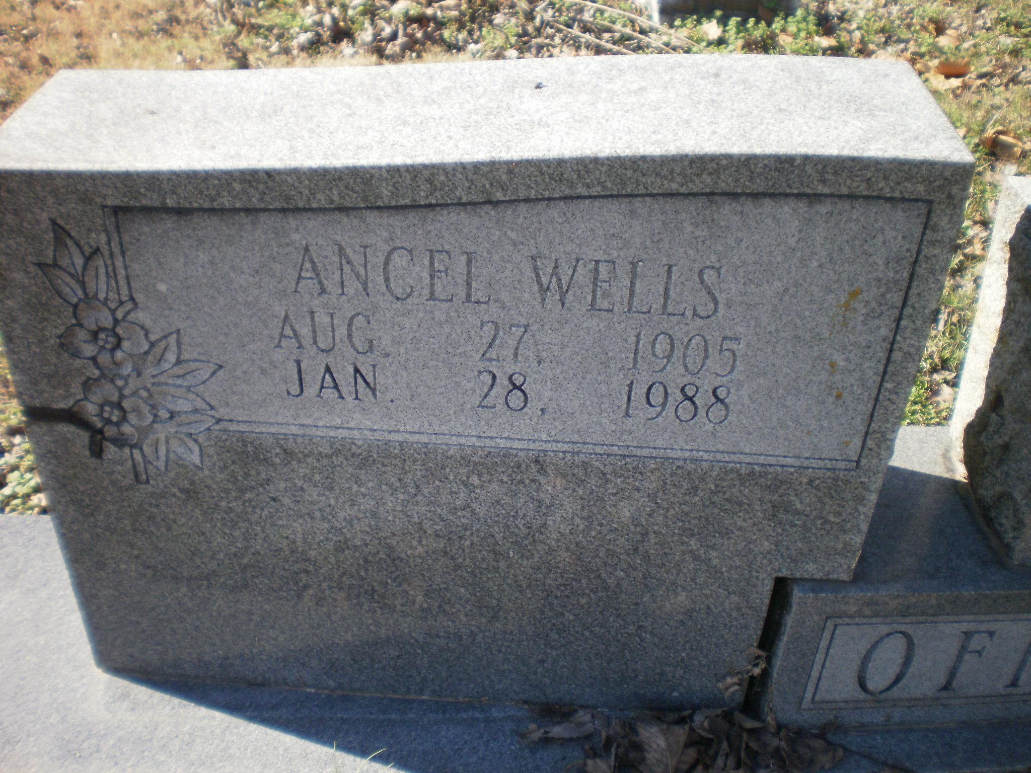 Ancel Wells Offutt