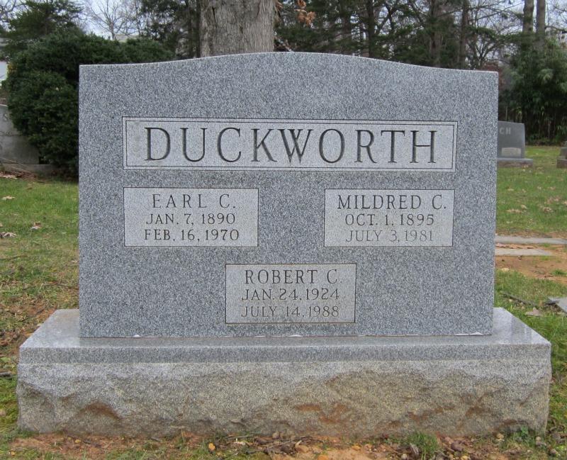 Robert C. Duckworth