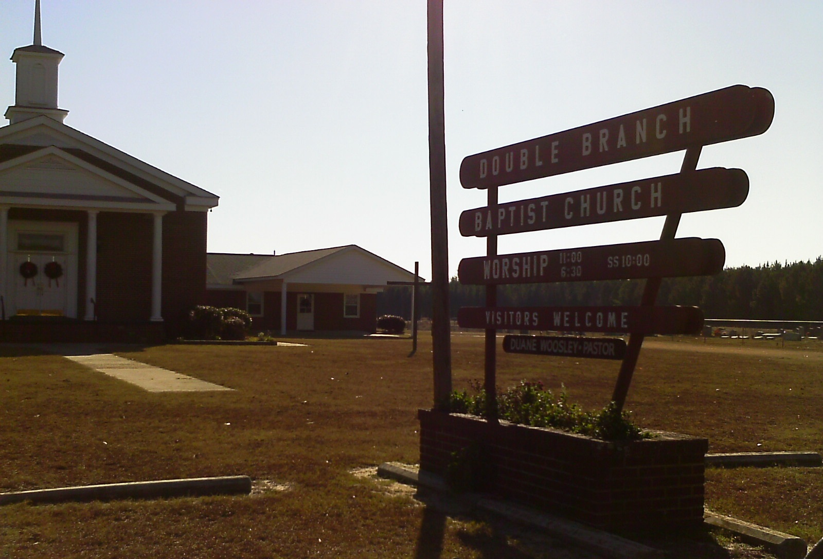 Double Branch Baptist Church Cemetery