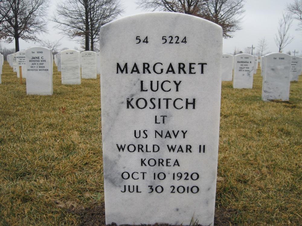 Margaret Lucy Pinky <i>Regan</i> Kositch